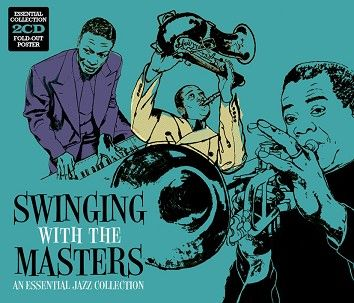 Various - Swinging With The Masters - Essential Jazz (2CD) - CD