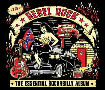 Various - Rebel Rock - Essential Rockabilly (2CD / Download) - CD