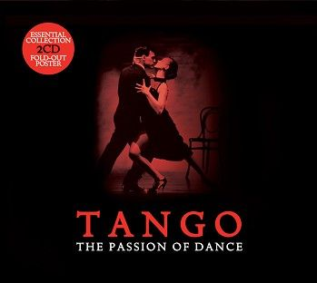Various - Tango - The Passion Of Dance (2CD) - CD