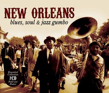 Various - New Orleans (2CD / Download) - CD