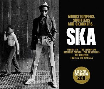 Various - Ska (2CD / Download) - CD