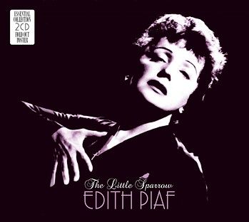 Edith Piaf - The Little Sparrow (2CD / Download) - CD