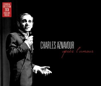 Charles Aznavour - Apres L'amour (2CD / Download) - CD