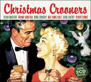Various - Christmas Crooners (2CD / Download) - CD