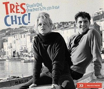 Various - Très Chic! (2CD / Download) - CD