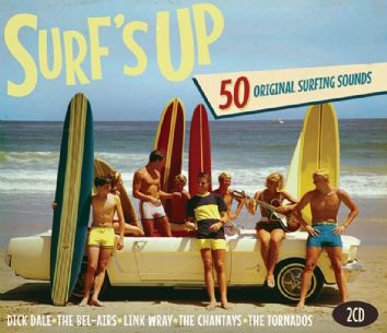 Various - Surf's Up (2CD) - CD