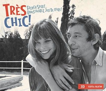 Various - Très Chic (2CD / Download) - CD