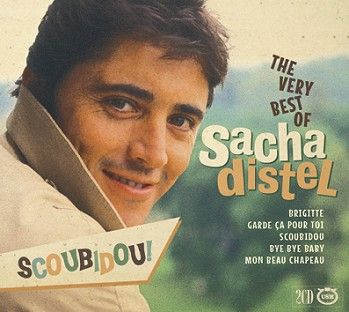 Sacha Distel - Scoubidou! - The Very Best Of (2CD) - CD