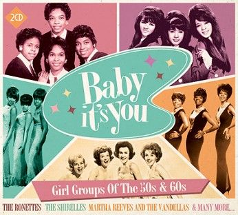 Various - Baby It's You (2CD) - CD