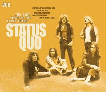 Status Quo - The Very Best Of The Early Years (2CD) - CD