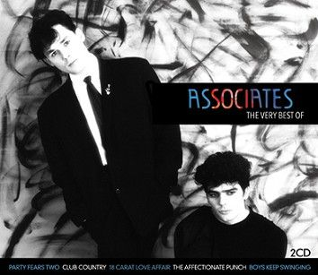 Associates - The Very Best Of (2CD/Download) - CD