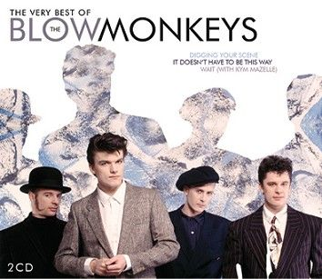 Blow Monkeys - The Very Best Of Blow Monkeys (2CD) - CD