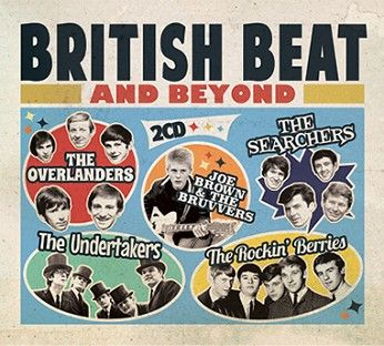 Various - British Beat & Beyond (2CD) - CD