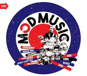 Various - Mod Music (2CD) - CD