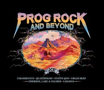 Various - Prog Rock & Beyond (2CD) - CD