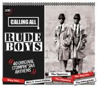 Various - Calling All Rudeboys (2CD)