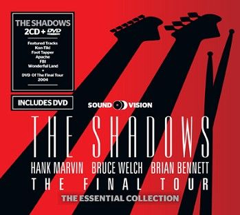 The Shadows - The Shadows (2CD+DVD) - CD