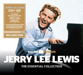 Jerry Lee Lewis - Jerry Lee Lewis (2CD+DVD) - CD