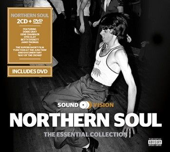 Various - Northern Soul - The Essential Collection (2CD+DVD) - CD