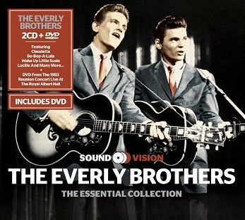 Everly Brothers - Everly Brothers (CD+DVD) - CD