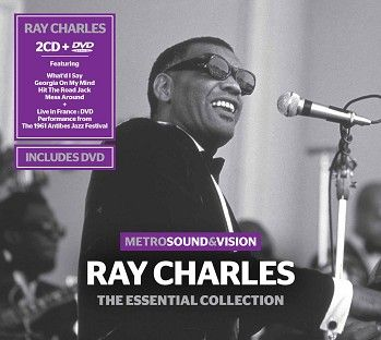 Ray Charles - Ray Charles (2CD+DVD) - CD