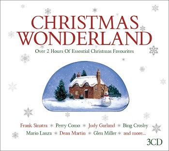 Various - Christmas Wonderland (3CD) - CD