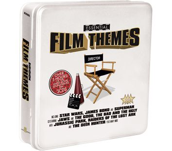 Various - Essential Film Themes (3CD Tin) - CD