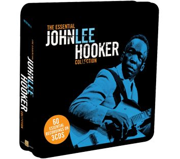 John Lee Hooker - The Essential John Lee Hooker (3CD Tin) - CD