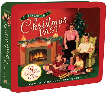 Various - Days Of Christmas Past (3CD Tin) - CD