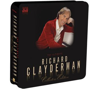 Richard Clayderman - The Collectors Edition (3CD Tin) - CD