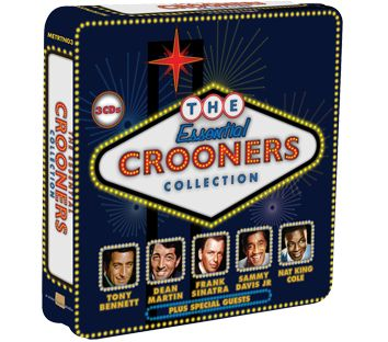 Various - The Essential Crooners Collection (3CD Tin) - CD