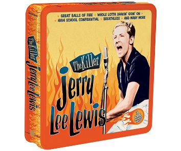 Jerry Lee Lewis - The Killer (3CD Tin) - CD