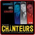 Various - Jacques Brel, Charles Aznavour, Serge Gainsbourg (3CD Tin)