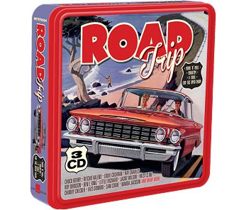 Various - Road Trip (3CD Tin) - CD