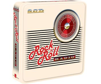 Various - Rock 'n' Roll Radio (3CD Tin) - CD