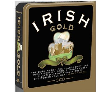 Various - Irish Gold (3CD) - CD
