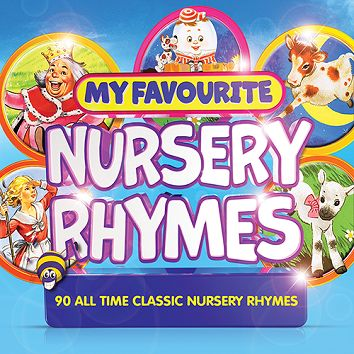 Various - My Favourite Nursery Rhymes (Download) - Download