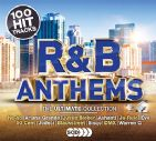 Various - Ultimate R&B Anthems (5CD) - CD