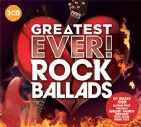 Various - Greatest Ever Rock Ballads (3CD)