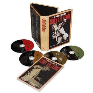 Jerry Lee Lewis - A Whole Lotta Jerry Lee Lewis (4CD) - CD