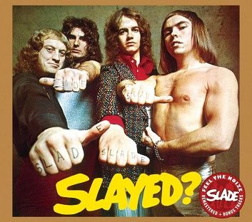 Slade - Slayed (CD) - CD