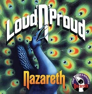 Nazareth - Loud 'n' Proud (CD) - CD