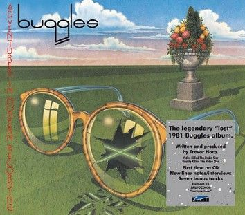 Buggles - Adventures In Modern Recording (CD / Download) - CD