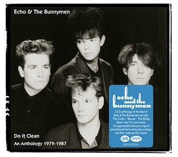 Echo & The Bunnymen - Do It Clean: An Anthology 1979-1987 (2CD) - CD