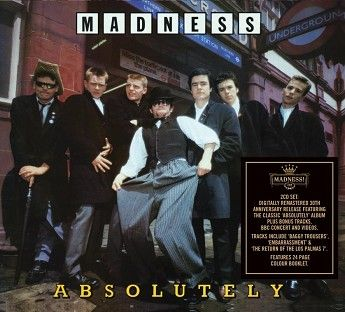 Madness - Absolutely (2CD / Download) - CD