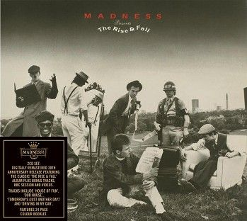 Madness - The Rise & Fall (2CD / Download) - CD