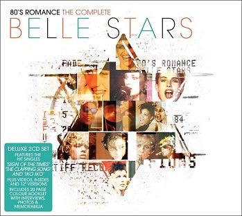 Belle Stars - 80s Romance - The Complete Belle Stars <br> (2CD / Download) - CD