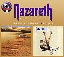 Nazareth - Snakes N Ladders & No Jive (2CD) - CD