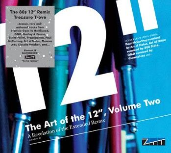 Various - The Art of the 12 inch, Volume 2<br>(2CD / Download) - CD