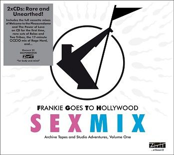Frankie Goes To Hollywood - Sex Mix (2CD / Download) - CD